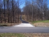 Asphalt drive with brick entrance  Goochland