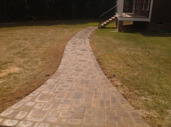 Brick Walkway Chester VA