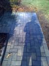 Brick walkway  Richmond